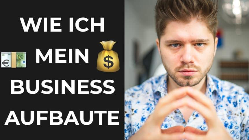 Wie ich das Flirtcoaching Business aufgebaut habe: von 40k Schulden zur finanziellen Freiheit!